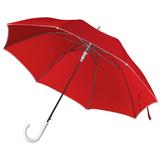 Зонт трость полуавтомат Unit Color, красный фото