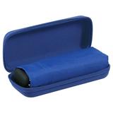 Зонт складной компактный автоматический 5 сложений Unit Five, синий фото