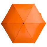 Зонт Unit Slim, оранжевый фото