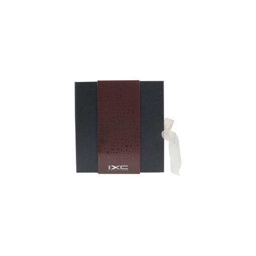 Ручка-роллер Inoxcrom Poeme Lizard Brown в подарочной коробке, коричневый фото