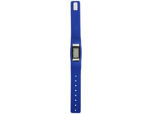 Часы-шагомер Get-Fitter, синие фото