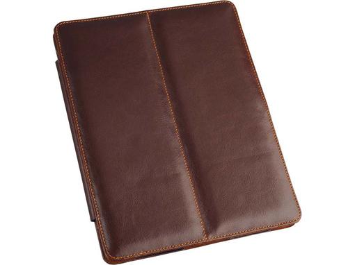 Чехол для iPad 2 из натуральной кожи Alessandro Venanzi, коричневый фото