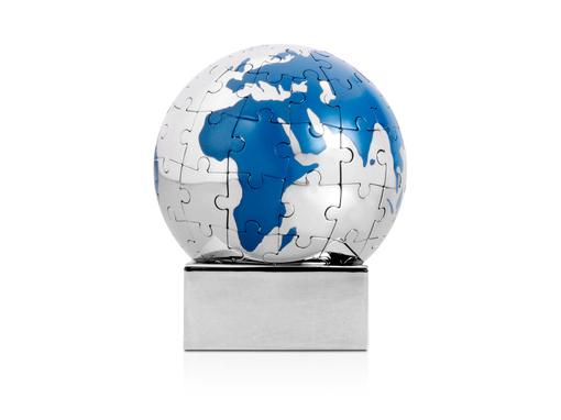 Головоломка «Земной шар» фото