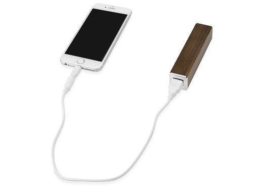 Портативное зарядное устройство Вуди, 2600 mAh фото