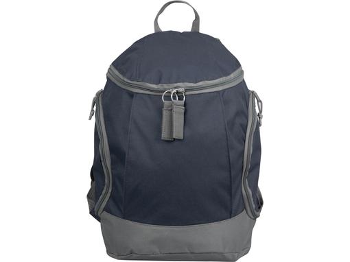 Рюкзак Jogging, синий/ серый фото