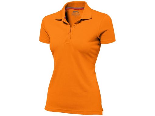 Рубашка поло Advantage женская, оранжевый фото