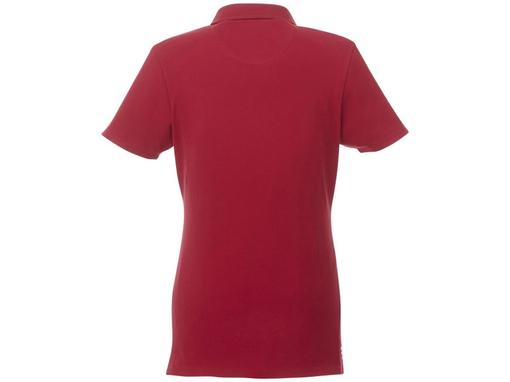 Рубашка поло Atkinson женская, красная фото