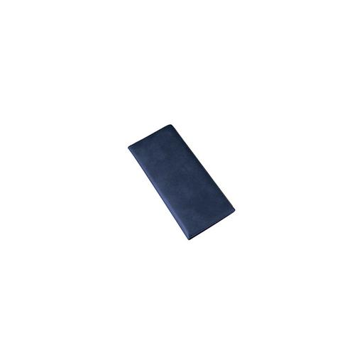 Визитница на 128 визиток, синий фото
