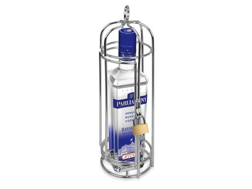 Клетка для водки «Минздрав предупреждает» фото