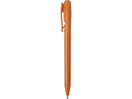 Ручкапластиковая шариковая Stitch, оранжевый фото