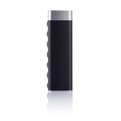 Зарядное устройство треугольной формы с присосками, 2200 mAh, черный фото