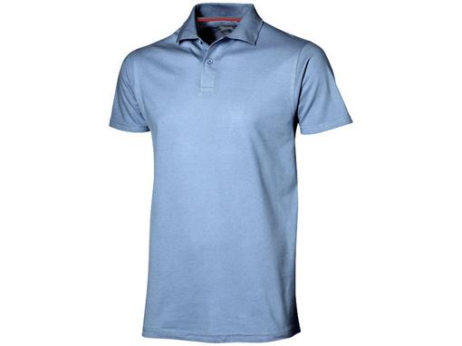 Рубашка поло Advantage мужская, синий фото