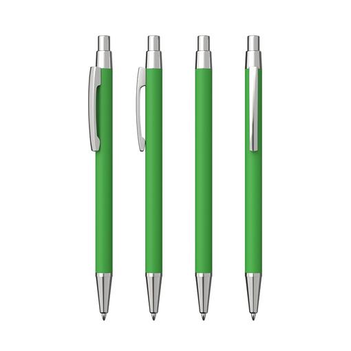 "Ручка шариковая ""Ray"", покрытие soft touch фото"