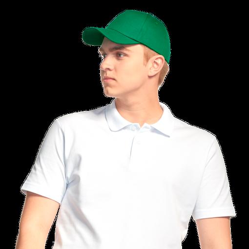 Бейсболка StanLine, зеленый фото