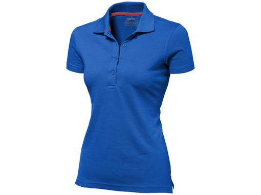 Рубашка поло Advantage женская, синий фото