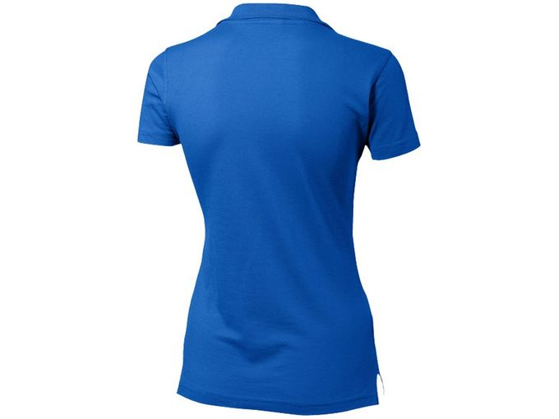 Рубашка поло Slazenger Advantage женская, светло-синий фото