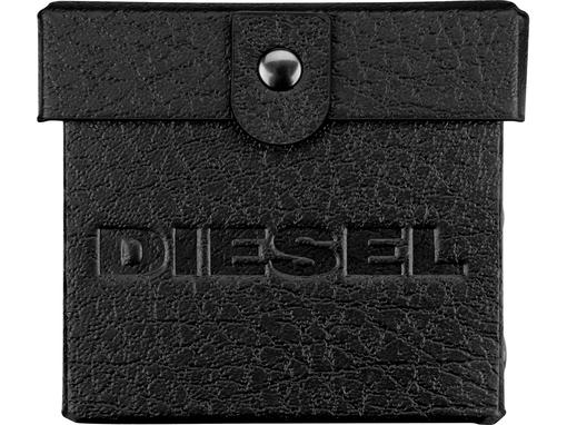 Часы наручные Diesel, мужские, d46, серый металлик/коричневый фото