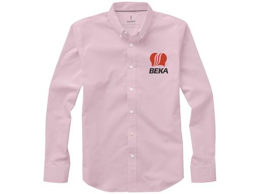 Рубашка Vaillant мужская с длинным рукавом, розовый фото