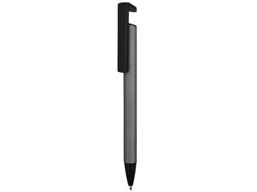 Ручка-подставка шариковая «Кипер Металл» фото