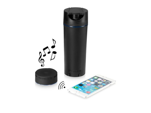 Аудиофляга «Rhythm» с функцией Bluetooth™ фото
