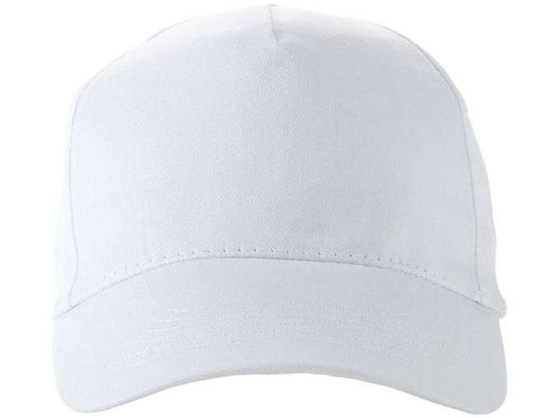 Бейсболка Memphis 5 клиньев, белый фото