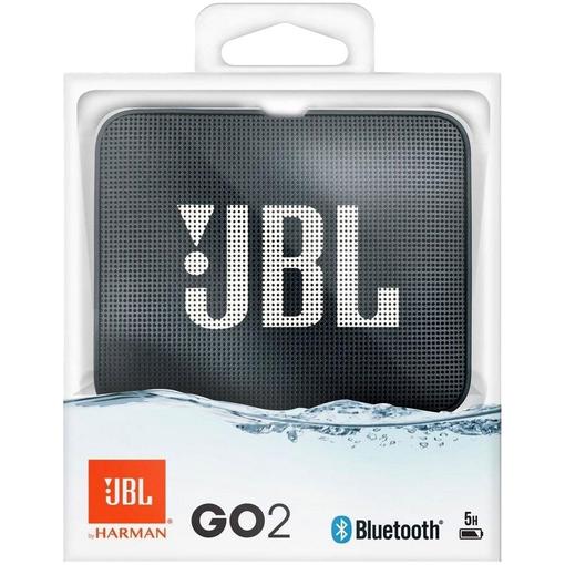 Беспроводная колонка JBL GO 2, черная фото