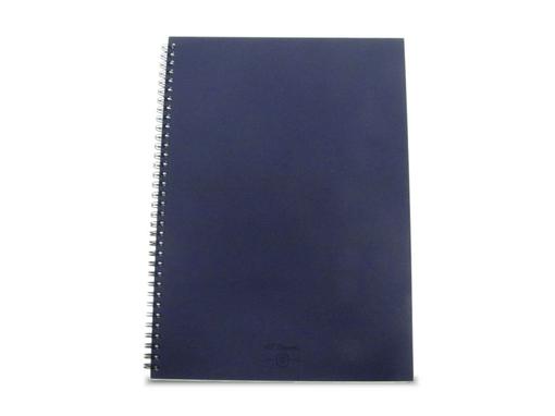 Блокнот на пружине S.T. Dupont А5, синий фото