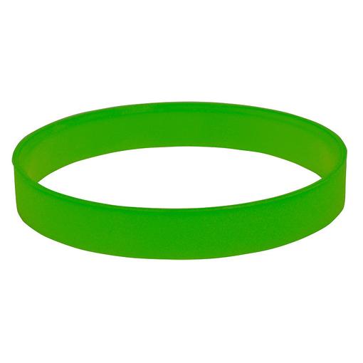 Браслет силиконовый Фантазия-2, зеленый фото