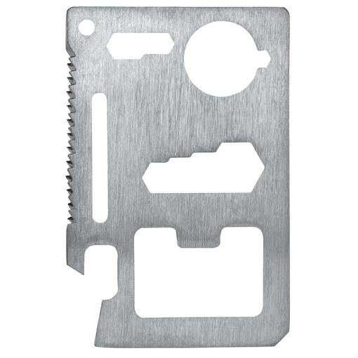 Брелок мультитул Dextro, серый фото