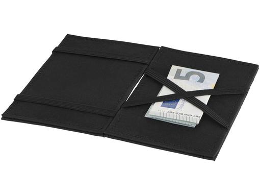 Бумажник Marksman Adventurer с RFID, черный фото