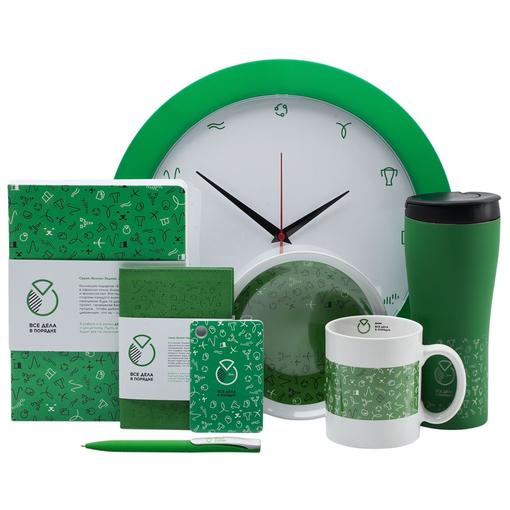 Часы настенные «Бизнес-зодиак. Дева» фото