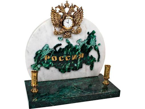 Часы «Россия» фото