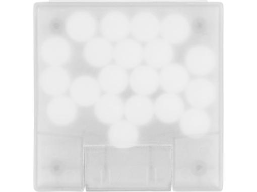 Мятные драже Friche, белый фото
