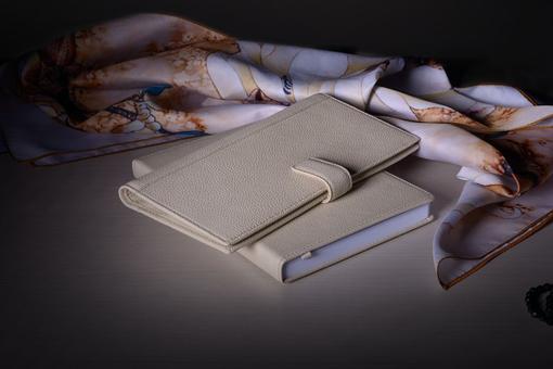 Ежедневник Belladonna Book, недатированный, бежевый фото