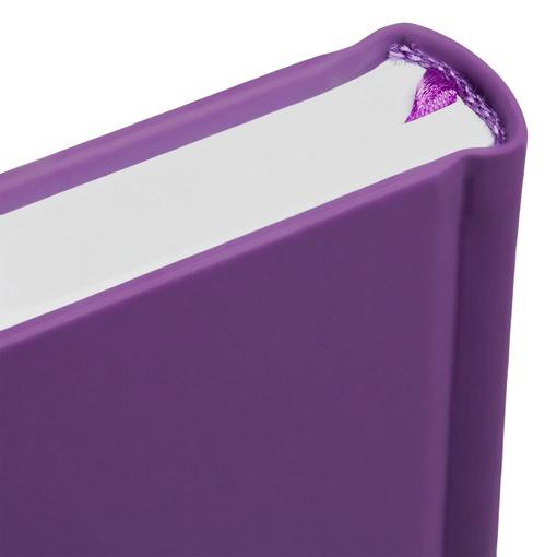 Ежедневник Favor, недатированный, фиолетовый фото