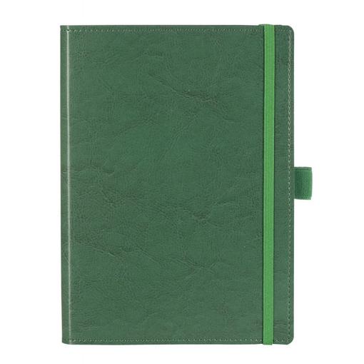 Ежедневник Soft Book, мягкая обложка, недатированный, зеленый фото