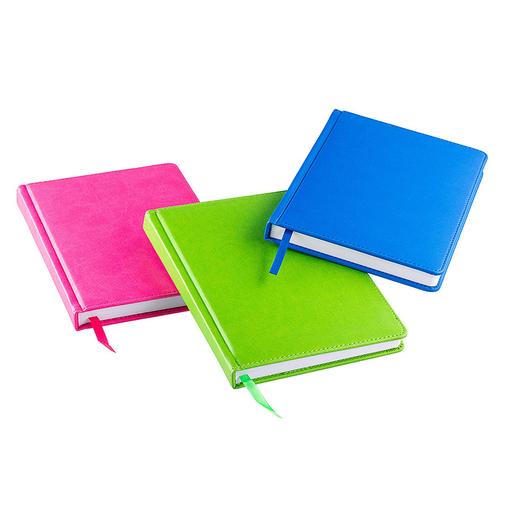 Ежедневник недатированный Happy Book Bliss А5, серый фото