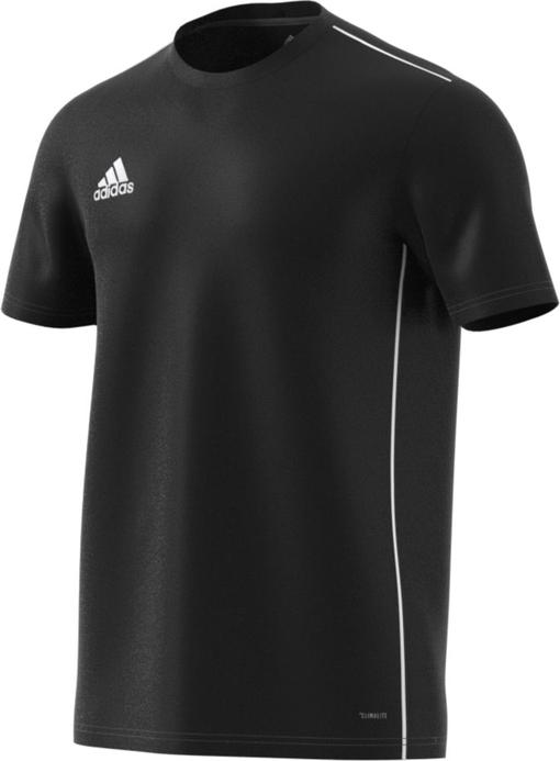 Футболка Core 18 JSY, черная фото