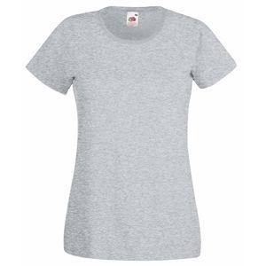 Футболка Lady-Fit Valueweight T, серый фото