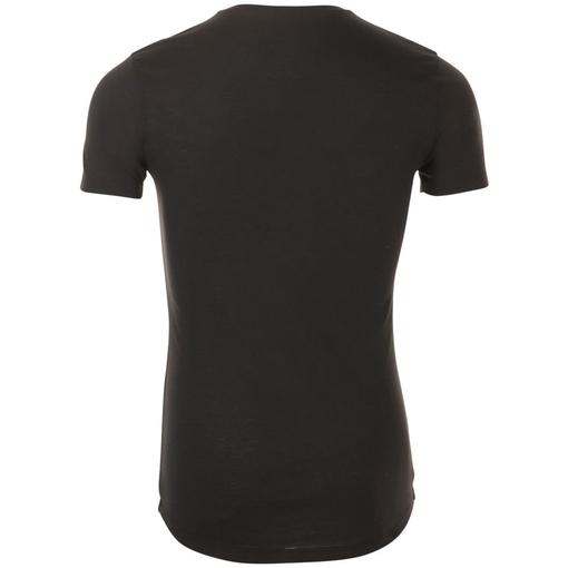 Футболка мужская MAUI, черная фото