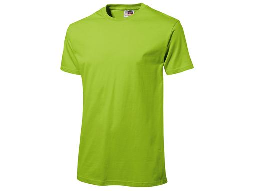 Футболка Super Heavy Super Club мужская зеленое яблоко, салатовый фото