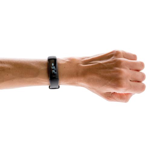 Фитнес-браслет с манометром, черный фото