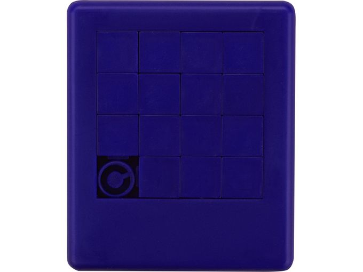 Головоломка Пятнашки, синий фото
