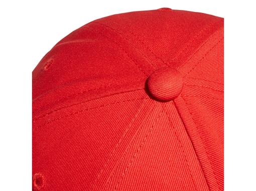 Кепка детская РОССИЯ 3-STRIPE, белый, красный фото