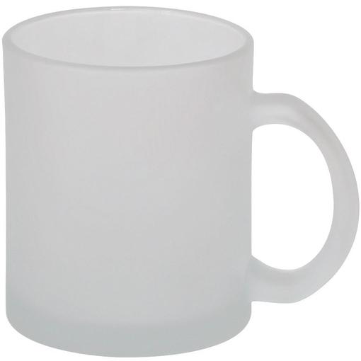 Кружка Frost,белая,320мл,стекло фото