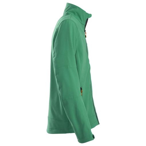 Куртка софтшелл мужская TRIAL, зеленая фото