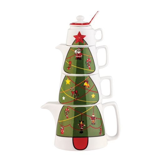 """Набор чайный """"Волшебное дерево"""" фото"""