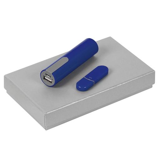 Набор Equip, синий фото