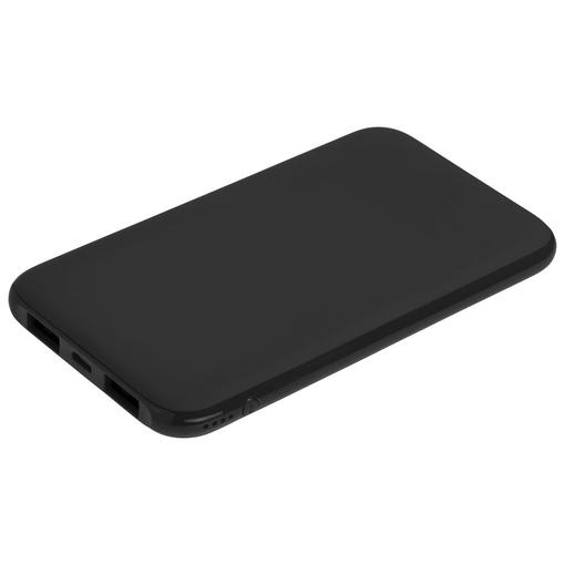 Набор Good Vibrations: беспроводная колонка stuckSpeaker 2.0, внешний аккумулятор Uniscend Half Day Compact, черный фото