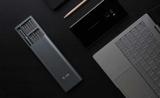 Набор отверток для точных работ Xiaomi Wiha, серые фото